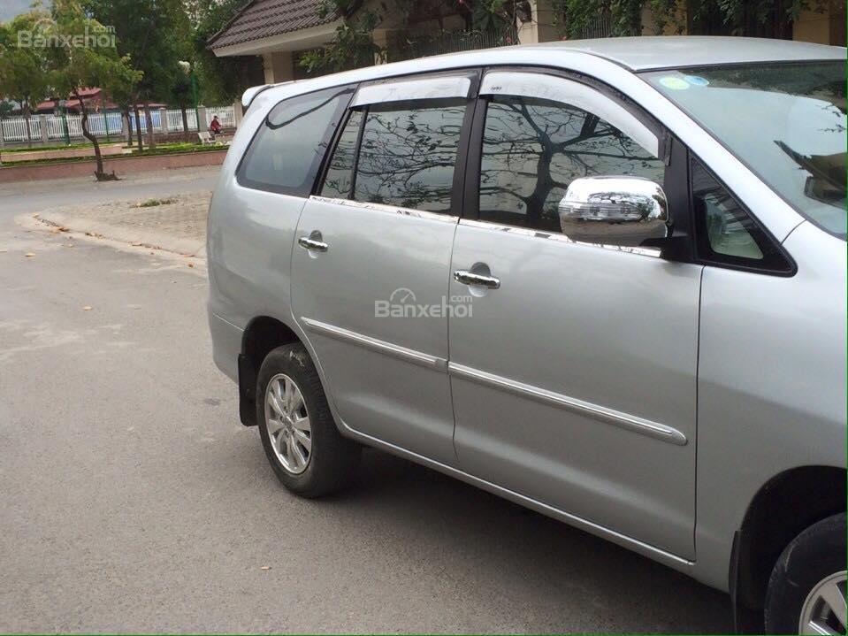 Bác Chánh truyền hình VTV bán xe Toyota Innova G 2010, 509tr, liên hệ 0983956990-7