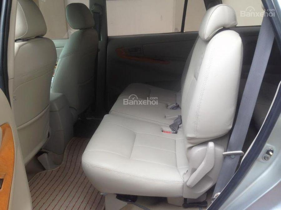 Bác Chánh truyền hình VTV bán xe Toyota Innova G 2010, 509tr, liên hệ 0983956990-9