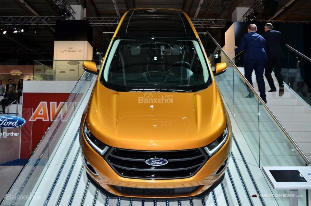 Tháng 2/2016: Doanh số Ford tại châu Âu tăng 18%.