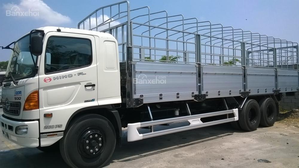 Bán xe tải hino 3 chân/ 3 giò giá rẻ nhất thị trường - Mua xe tải hino 3 chân/ 3 giò giá rẻ