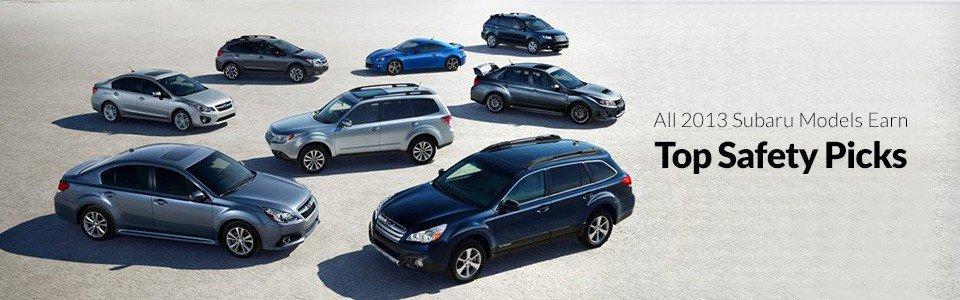 Vận hành và an toàn là hai yếu tố được xem là chuẩn mực cho tất cả các sản phẩm nhà Subaru.