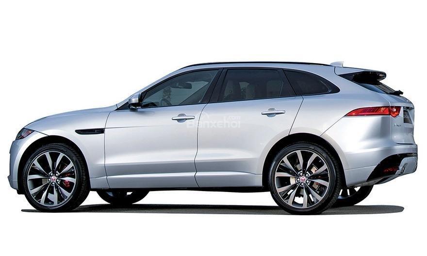 Jaguar F-Pace: Tương lai của Jaguar trên đất Mỹ