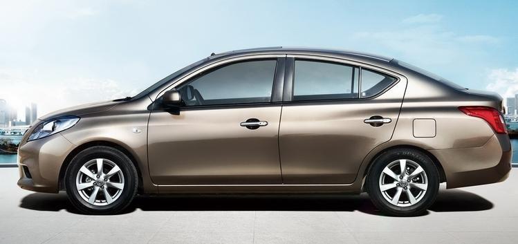 Đánh giá xe Nissan Sunny có thân xe dài nhất phân khúc.