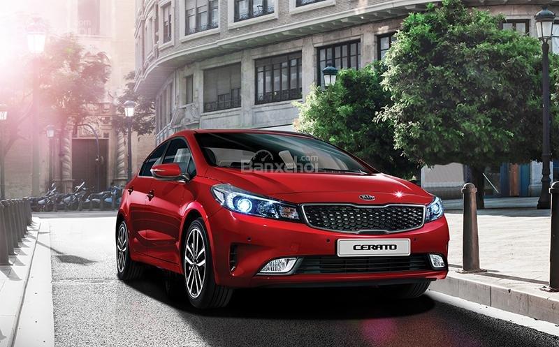 Top 10 xe ô tô bán chạy nhất thị trường Việt Nam năm 2016 8