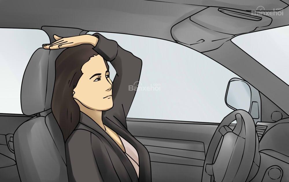 Với các vị trí thích hợp, cổ của bạn sẽ được thư giãn đồng thời vai không bị căng cơ