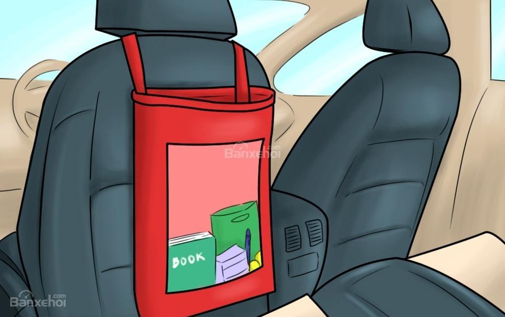 Hãy chắc chắn mua một hoặc hai loại túi phân loại đồ mà có thể đáp ứng nhu cầu của bạn