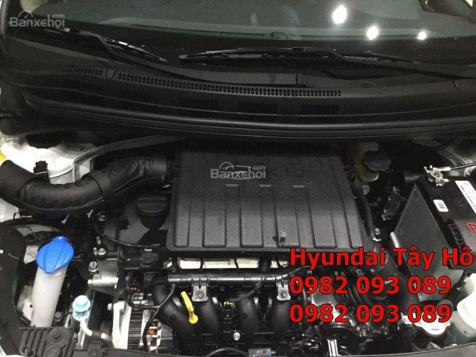 Chỉ với 120tr, sở hữu ngay xe Hyundai Grand I10 1.2 MT Sedan chạy Uber, grab-11