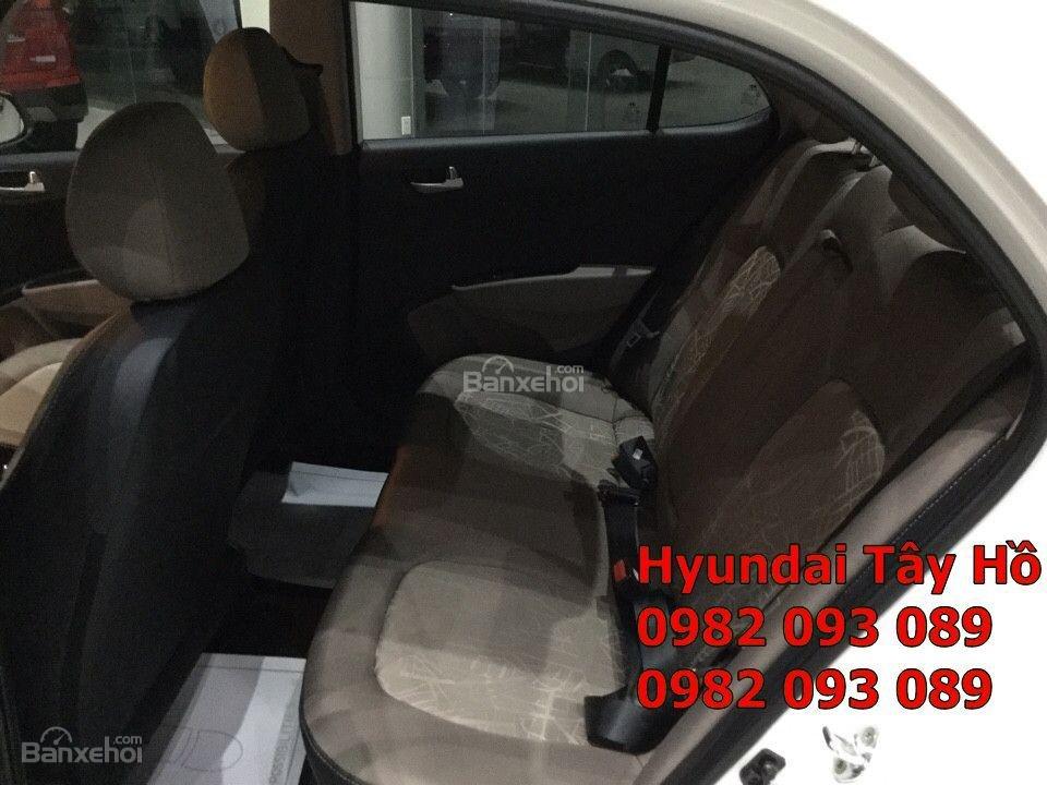 Chỉ với 120tr, sở hữu ngay xe Hyundai Grand I10 1.2 MT Sedan chạy Uber, grab-7