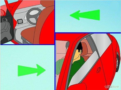 Các bước cơ bản để lái xe số tự động an toàn 1