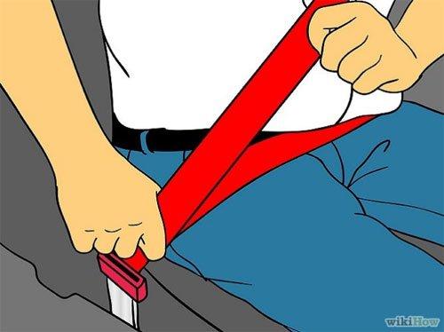 Các bước cơ bản để lái xe số tự động an toàn 3