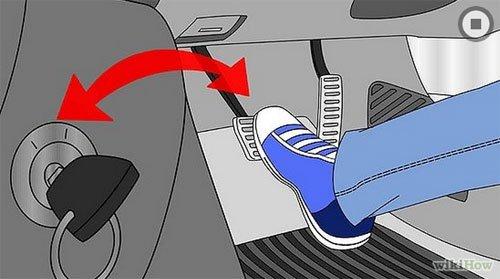 Các bước cơ bản để lái xe số tự động an toàn 4