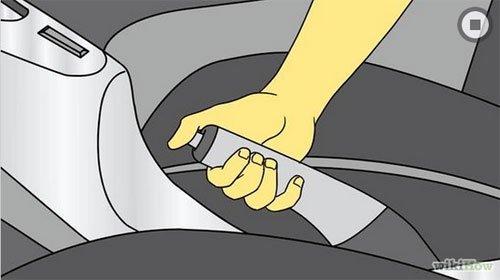 Các bước cơ bản để lái xe số tự động an toàn 6