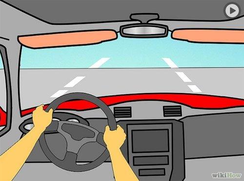 Các bước cơ bản để lái xe số tự động an toàn 8