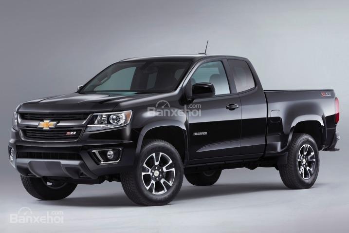 Đánh giá xe Chevrolet Colorado 2016: Phong thái tinh tế, nội thất nhiều chức năng.