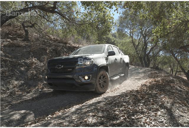 Đánh giá xe Chevrolet Colorado 2016: Xe cho cảm giác lái tinh tế, như một chiếc sedan.