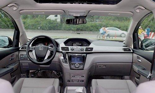 Honda Odyssey Touring Elite 2016 2