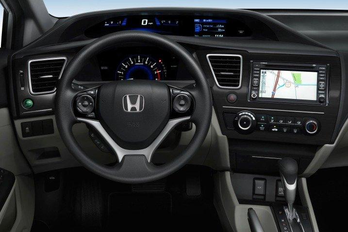 So sánh xe Chevrolet Cruze và Honda Civic 22