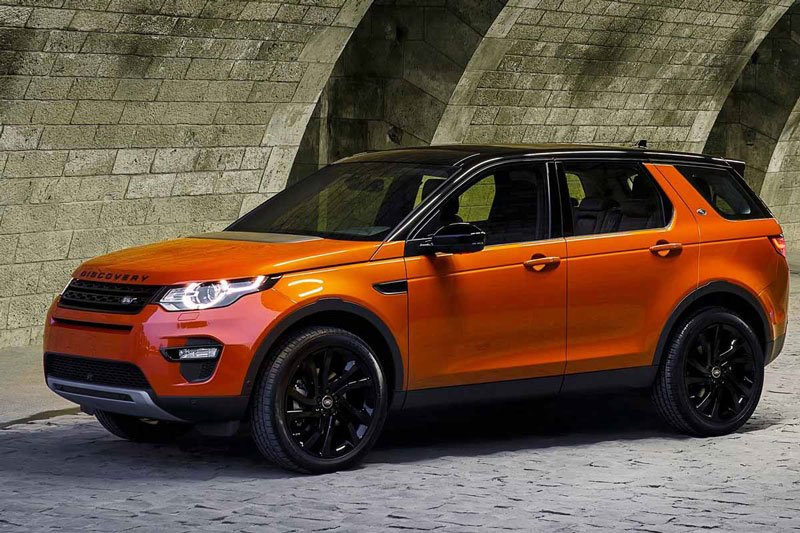Land Rover Discovery Sport 2016.