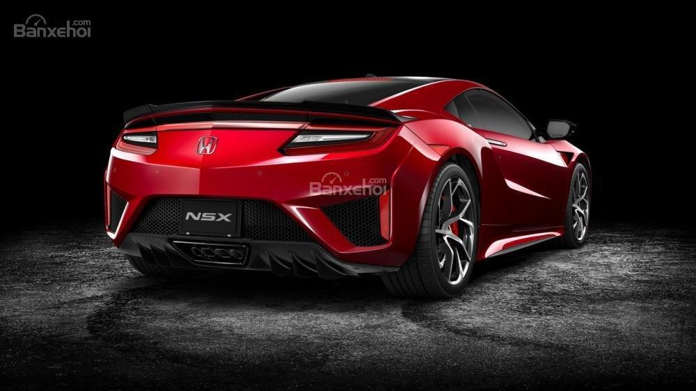 Honda NSX 2017 có giá 420.000 USD tại Úc 2  Honda Acura NSX 2017 nhiều khả năng sẽ được bổ sung một số phiên bản gồm Type R và Roadster. HondaNSX20173 5419 wm