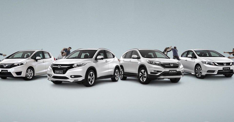 Honda CR-V Limited Edition 3  Honda ô Tô Đăk Lăk  chính thức trình làng CR-V Limited Edition ionBANXEHOICOM2 5e79