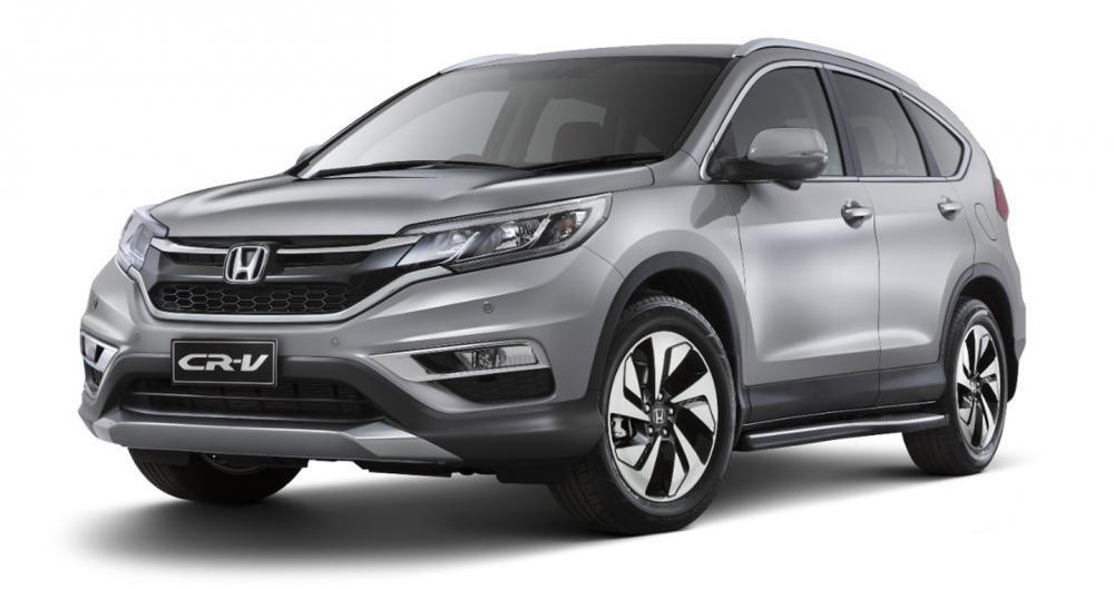 Honda CR-V Limited Edition 2  Honda ô Tô Đăk Lăk  chính thức trình làng CR-V Limited Edition 10 edfa