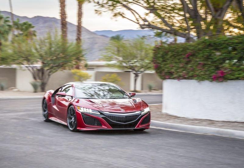 Acura NSX 2017 sẽ có thêm bản Type R và Roadster d4  Honda Acura NSX 2017 nhiều khả năng sẽ được bổ sung một số phiên bản gồm Type R và Roadster. 56 b706