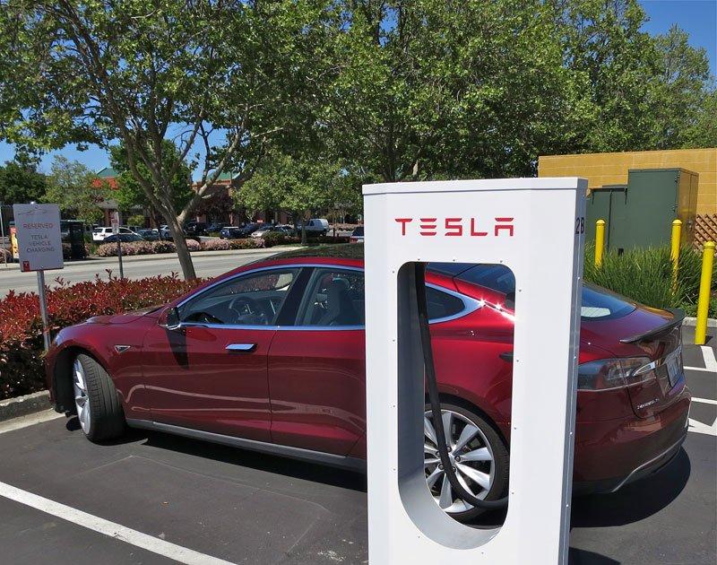 Xe điện sẽ sớm trở thành tương lai của thế giới.