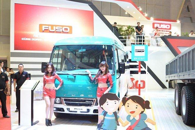 Việt Nam sẽ sớm mở triển lãm xe tải.
