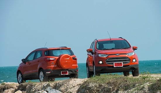 """Ford EcoSport là mẫu xe """"khai phá"""" phân khúc đa dụng cỡ nhỏ tại Việt Nam,."""