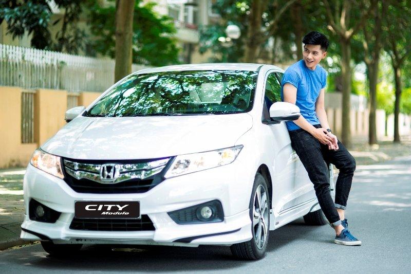 Đánh giá ưu nhược điểm xe Honda City Modulo 2016