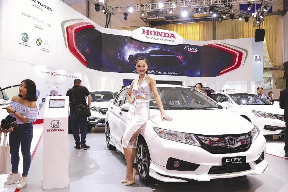 Nhiều xe ô tô mới liên tục được giới thiệu trong thời gian gần đây.