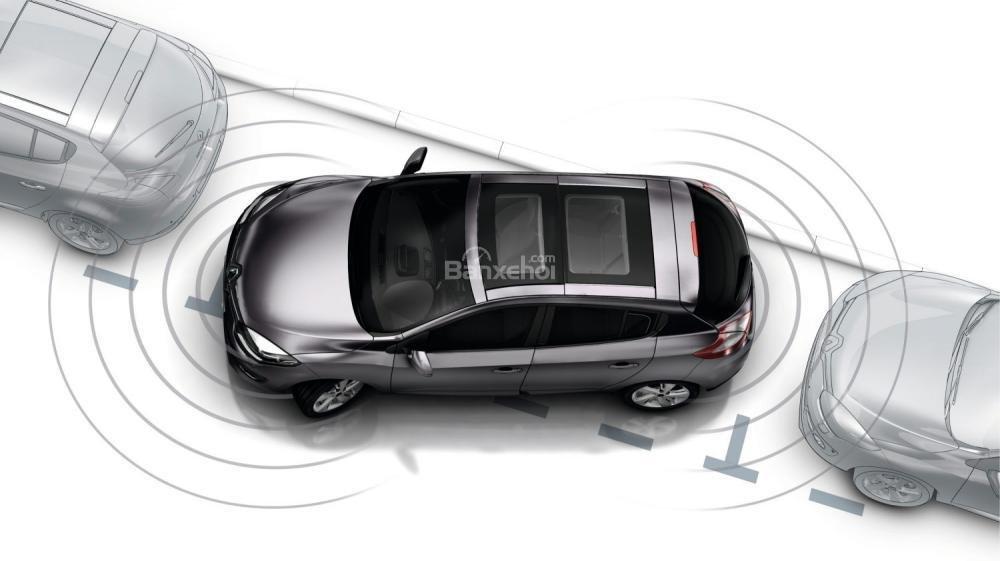 Tìm hiểu về cảm biến đỗ xe
