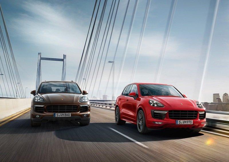 Porsche góp mặt tại VIMS 2016 với 6 mẫu xe mới 2