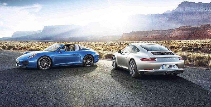 Porsche góp mặt tại VIMS 2016 với 6 mẫu xe mới.