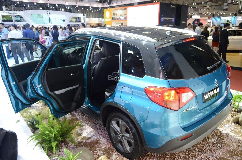 [VIMS 2016] Chi tiết Suzuki Vitara All Grip 2017 giá từ 879 triệu Đồng a5