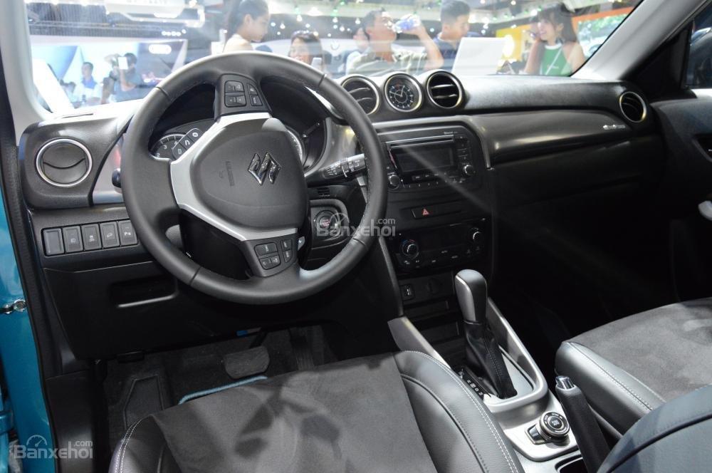 [VIMS 2016] Chi tiết Suzuki Vitara All Grip 2017 giá từ 879 triệu Đồng a11