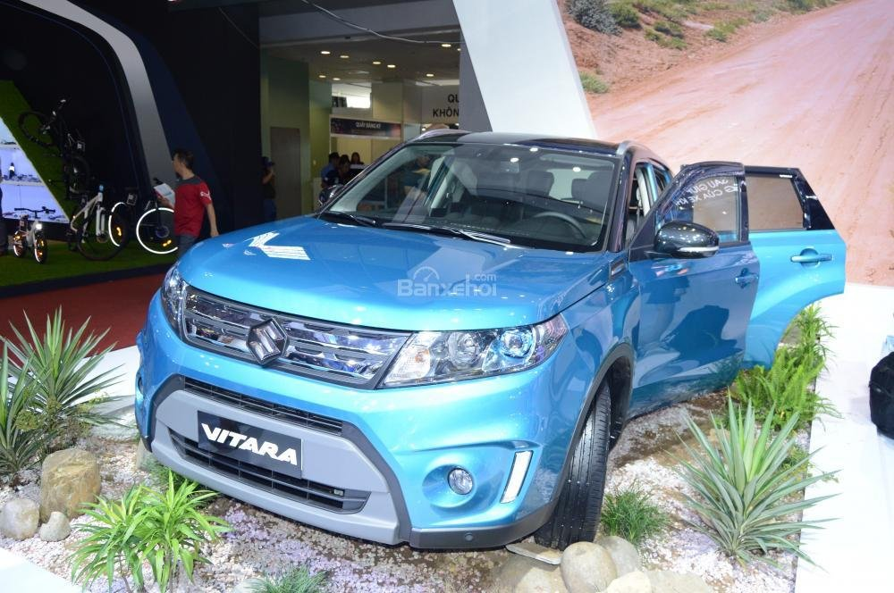 [VIMS 2016] Chi tiết Suzuki Vitara All Grip 2017 giá từ 879 triệu Đồng a3