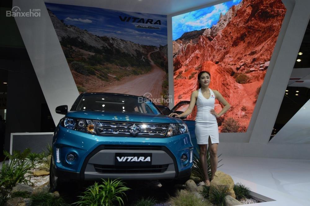 [VIMS 2016] Chi tiết Suzuki Vitara All Grip 2017 giá từ 879 triệu Đồng a1