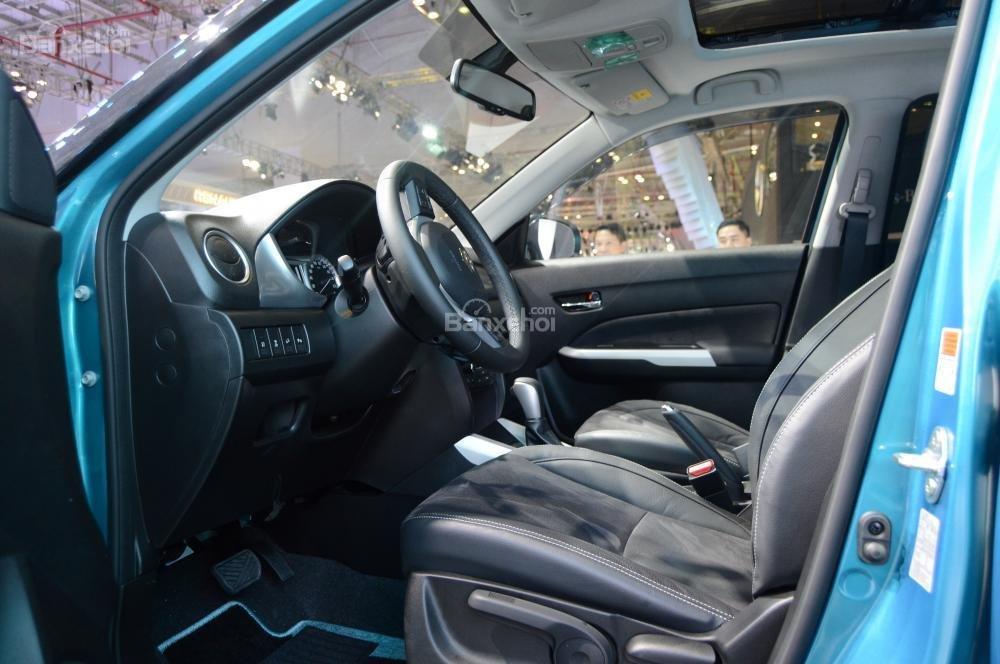 [VIMS 2016] Chi tiết Suzuki Vitara All Grip 2017 giá từ 879 triệu Đồng a6