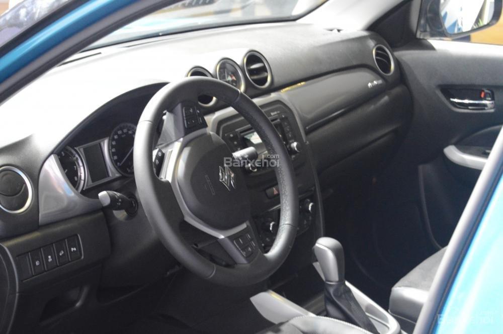 [VIMS 2016] Chi tiết Suzuki Vitara All Grip 2017 giá từ 879 triệu Đồng a13