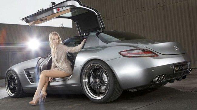 Mercedes-Benz chuyển trọng tâm khách hàng sang nữ giới.