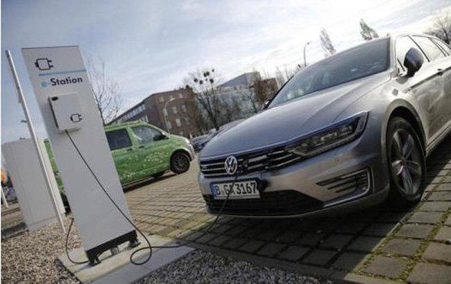 Tham vọng của Volkswagen là dẫn đầu thị trường dòng xe điện.