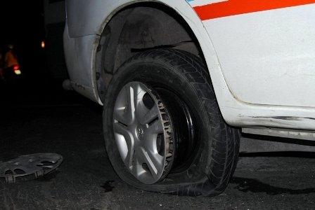Cần chăm sóc và bảo dưỡng lốp xe ô tô.