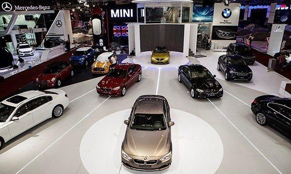 Xe ô tô nhập khẩu sẽ có cơ hội phát triển mạnh trong năm 2017.