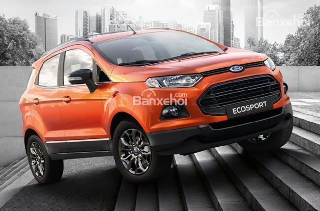Ford Ecosport 2017 giao ngay, đủ màu, giảm cực mạnh 540tr (tặng phụ kiện), hỗ trợ 85% 6 năm. LH: 0979572297-3