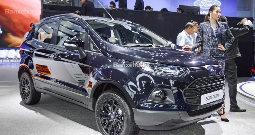 Ford Ecosport 2017 giao ngay, đủ màu, giảm cực mạnh 540tr (tặng phụ kiện), hỗ trợ 85% 6 năm. LH: 0979572297-2
