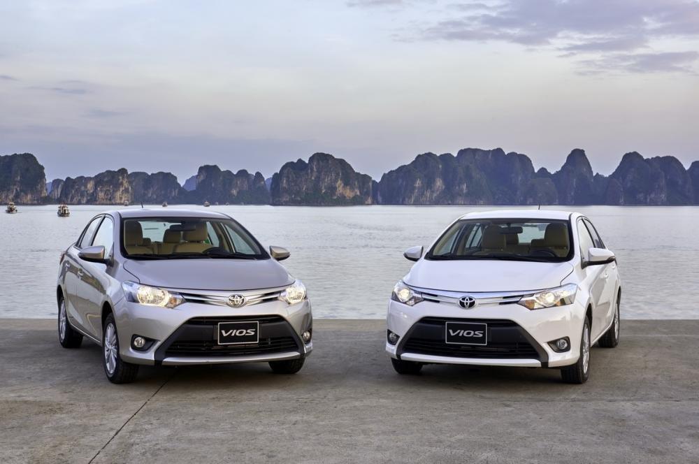 Top 10 xe ô tô bán chạy nhất thị trường Việt Nam năm 2016 1