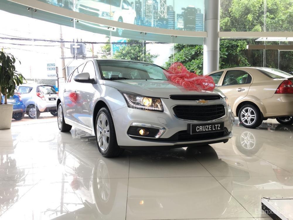 Chevrolet Cruze tự động sang trọng, hỗ trợ vay tối đa. LH 0949484535 (Ms Tố Anh) để có giá tốt nhất thị trường-1