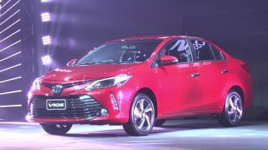 Toyota Vios 2017 chính thức trình làng tại Thái Lan, giá 17.000 USD 2