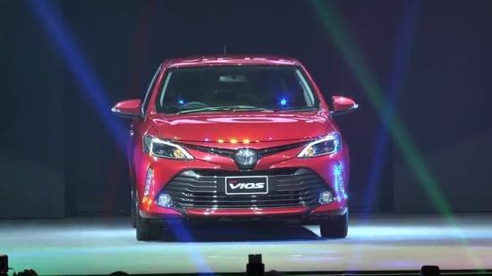 Toyota Vios 2017 chính thức trình làng tại Thái Lan, giá 17.000 USD 10